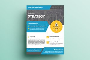 Creative Corporate Flyer V60