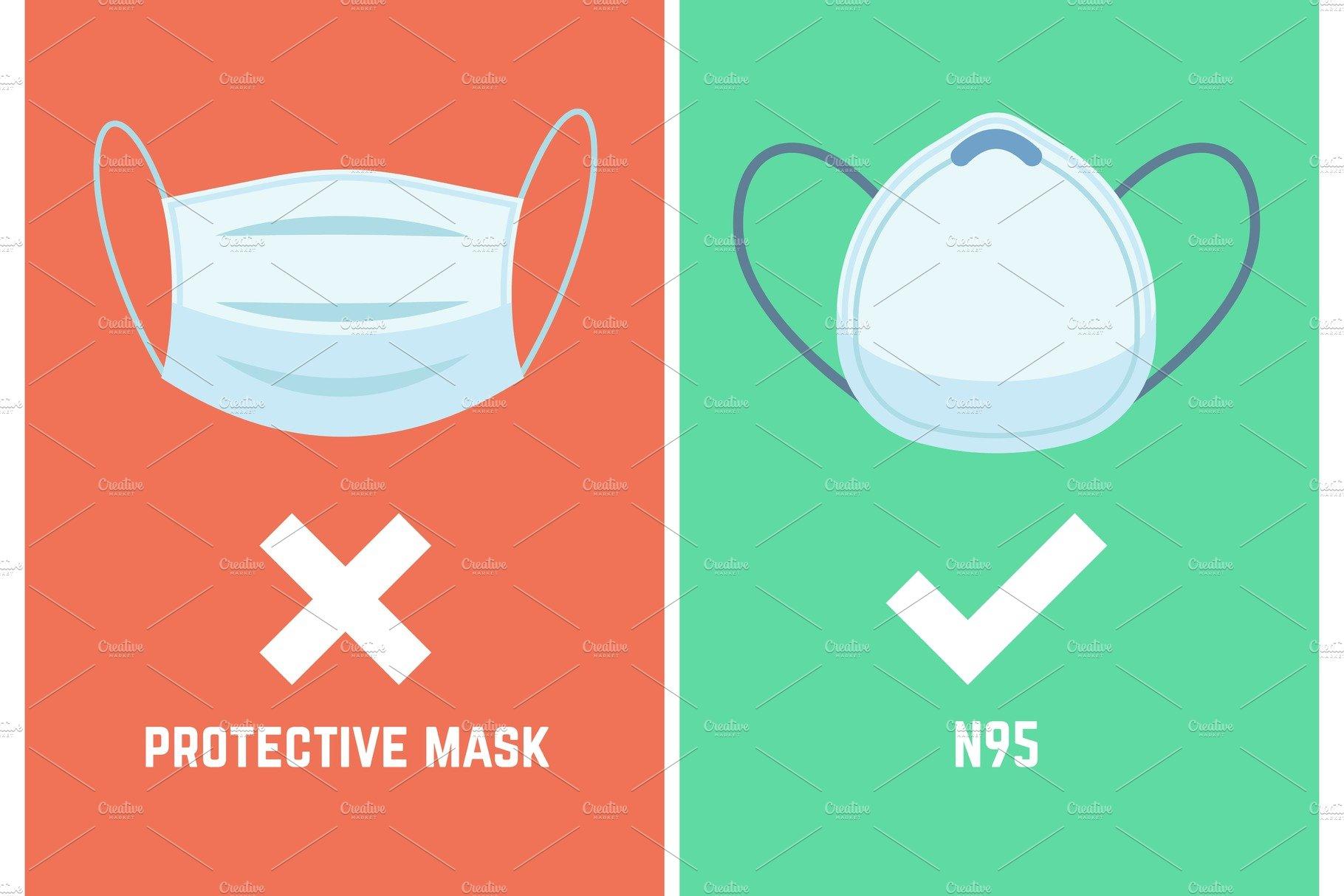 Masks Pollution Face Dust Mask N95