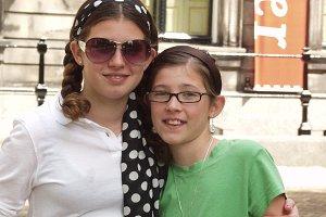 Sisters in Europe