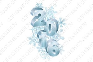 2016 New Year Christmas Decorations