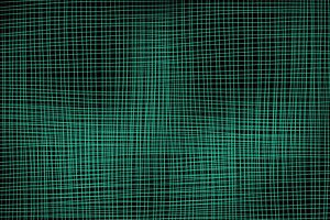 Background of green  lines crossed