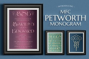 MFC Petworth Monogram