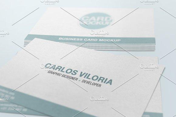 Download Business Card Mockup 04