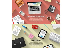 Business planning and investment con
