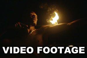 Fire Show Artist