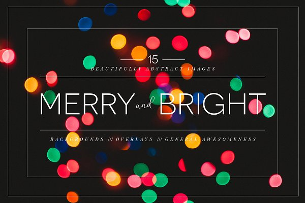 20% OFF Merry & Bright