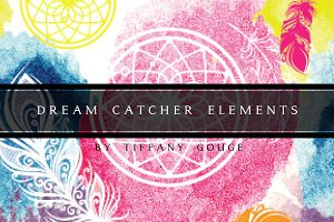Dream Catcher Elements
