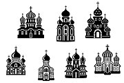 Churchs and temples