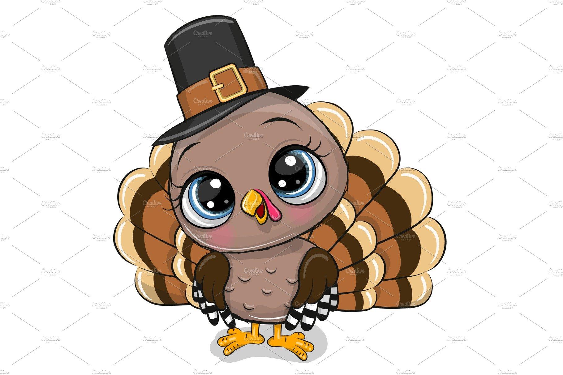 Cartoon turkey bird | Pre-Designed Vector Graphics ...
