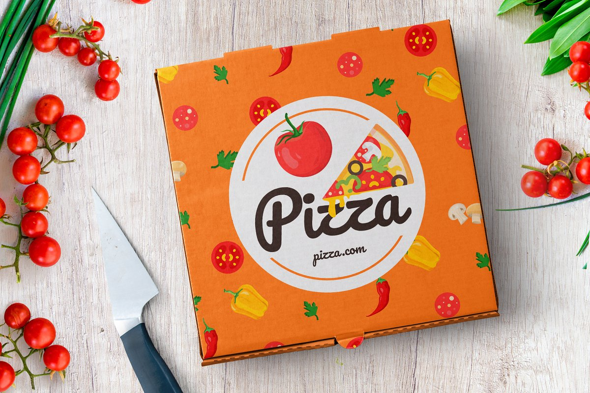 Flat Design Food Icons Collection in Japanese Icons - product preview 2