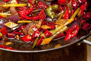 fried chili pepper and vegetables 016.jpg