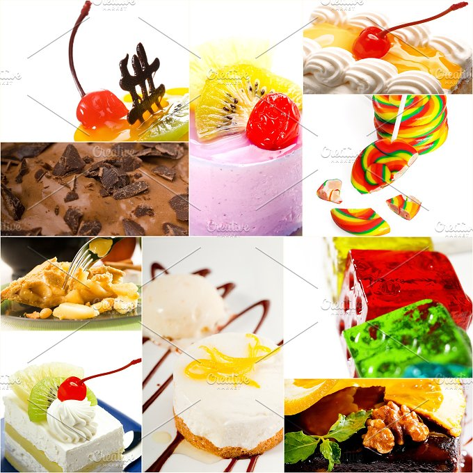 sweets and desserts collage 6.jpg - Food & Drink