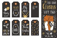 Christmas gift tags   vol.1