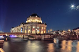 The Bode Museum in Berlin
