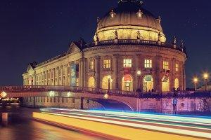 The Bode Museum in Berlin
