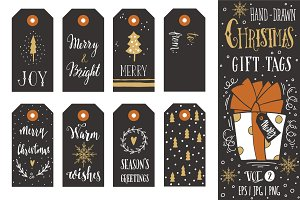 Christmas gift tags | vol.2