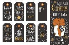 Christmas gift tags   vol.4
