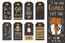 Christmas gift tags   vol.5