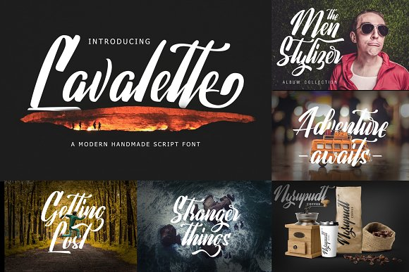 ALL OUT COLLECTION BUNDLE 90% OFF in Display Fonts - product preview 1