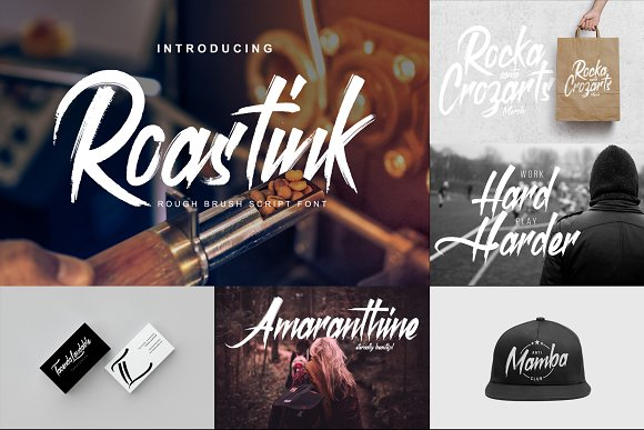ALL OUT COLLECTION BUNDLE 90% OFF in Display Fonts - product preview 3