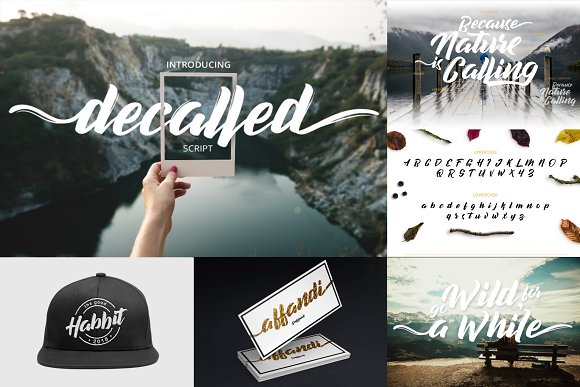 ALL OUT COLLECTION BUNDLE 90% OFF in Display Fonts - product preview 4