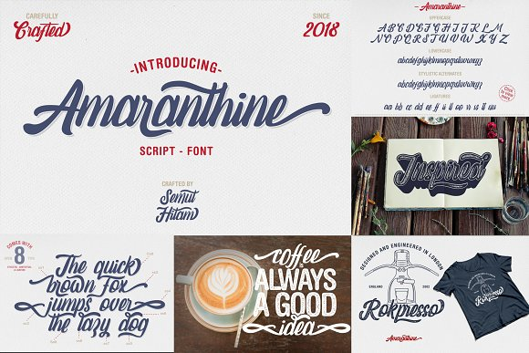 ALL OUT COLLECTION BUNDLE 90% OFF in Display Fonts - product preview 6