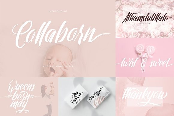 ALL OUT COLLECTION BUNDLE 90% OFF in Display Fonts - product preview 9