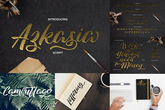 ALL OUT COLLECTION BUNDLE 90% OFF in Display Fonts - product preview 11