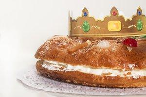Kings cake, Roscón de Reyes