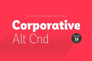 Corporative Alt Cnd Family