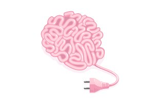 Unplugged Brain