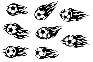 Football and soccer tattoos