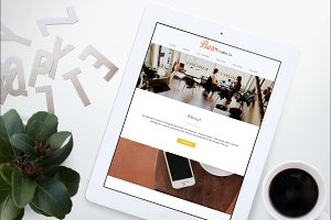 Cafe Responsive Themes