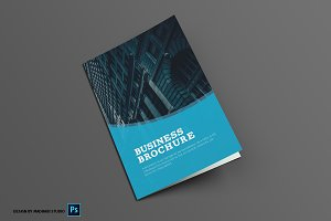 Corporate Bifold Brochure Vol 08