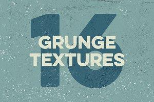 16 Grunge Textures