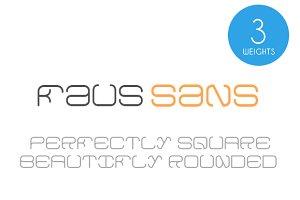Faus Sans Font Family