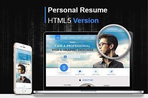 Bootstrap CV / Resume