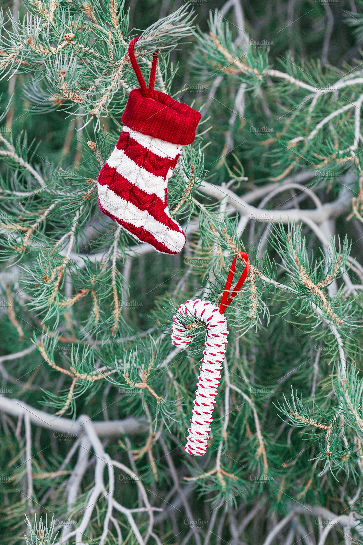Traditional Christmas.Traditional Christmas Decoration
