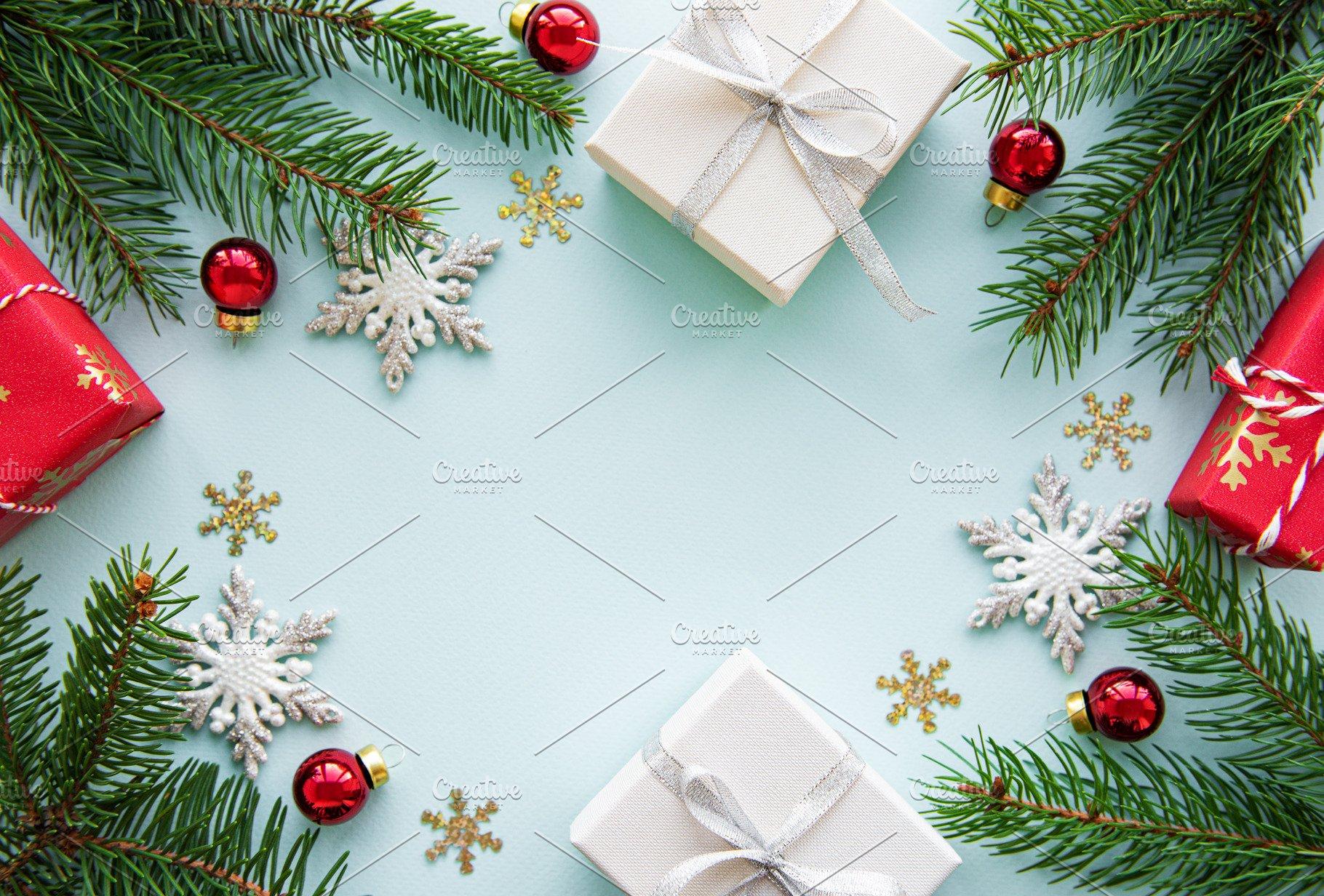 Christmas Backgrounds.Christmas Holiday Background