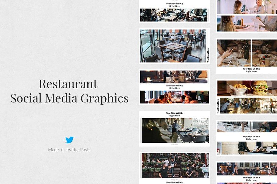 Restaurant Twitter Posts