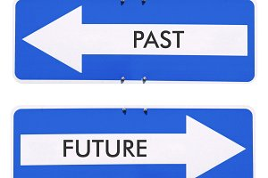 Past vs future