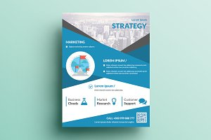 Creative Corporate Flyer V61