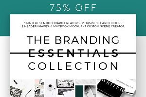 The Branding Essentials Collection