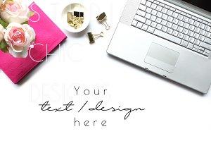 Styled Desktop Background Image