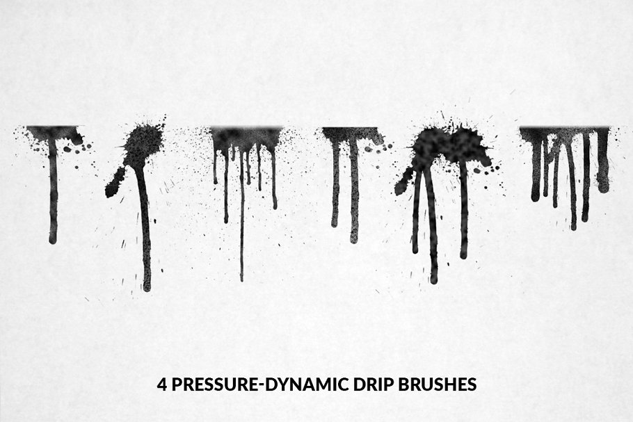 Handstyle Graff Procreate Brush Set in Add-Ons - product preview 3