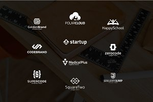 10 Clever Logo Bundle