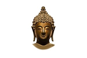 Head of Buddha Subdoing Mara