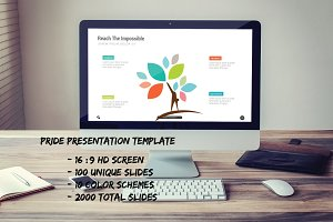 Pride Powerpoint Template
