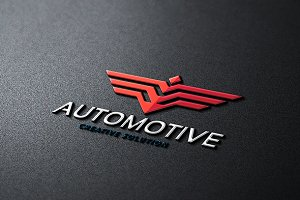 Automotive Creative Solution Logo