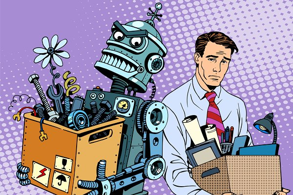 New technologies robot replaces